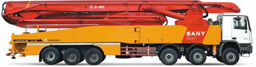机械工程车-三重工泵车-拖泵-搅拌车