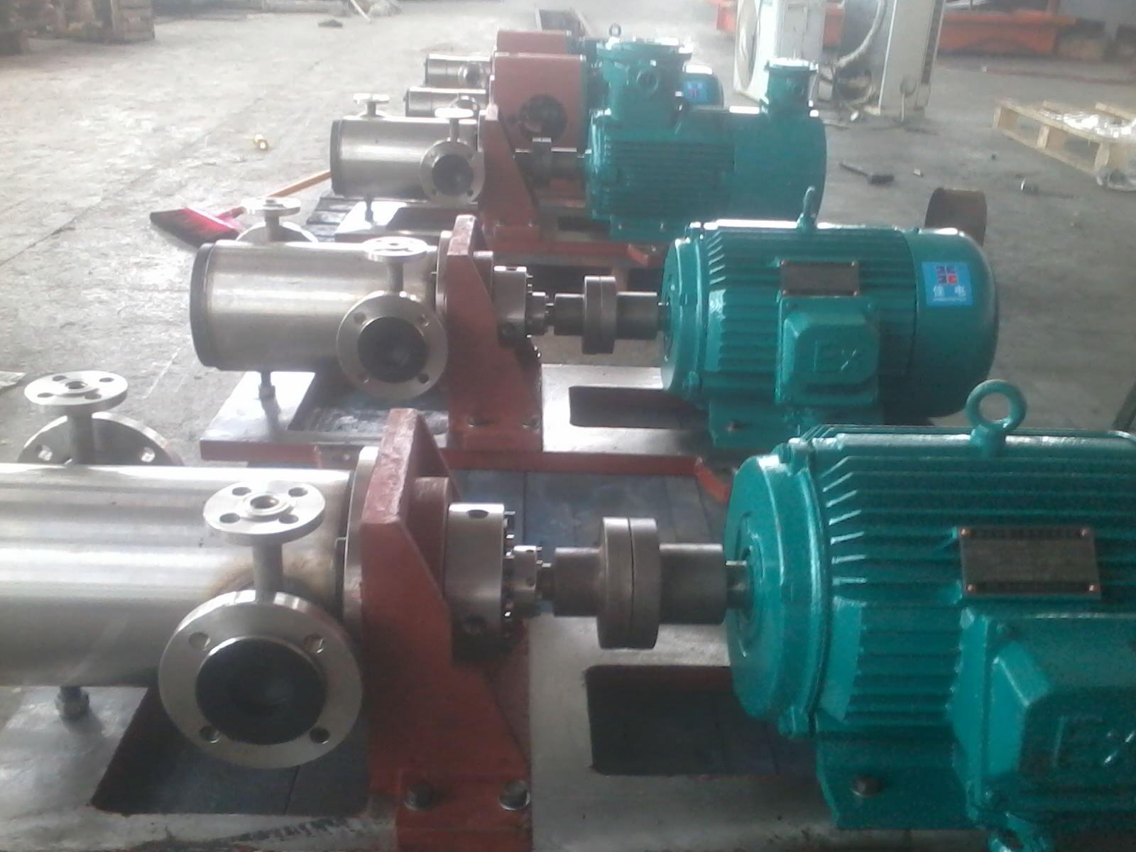 HSNS660-44三螺桿泵南京博格曼泵業