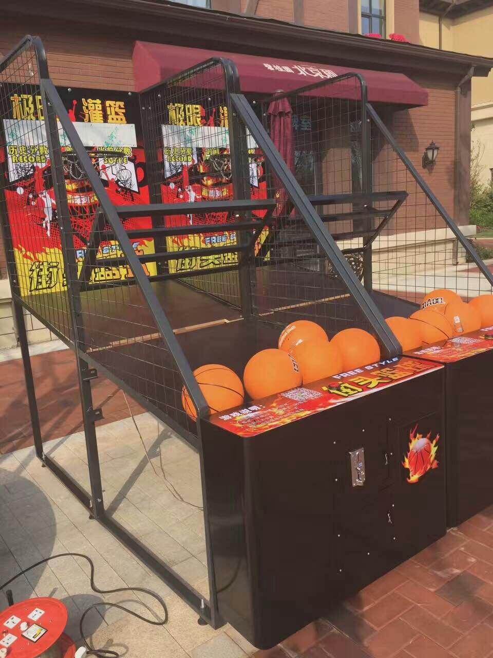 街頭籃球機蘇州籃球機廠家娛樂籃球機價格