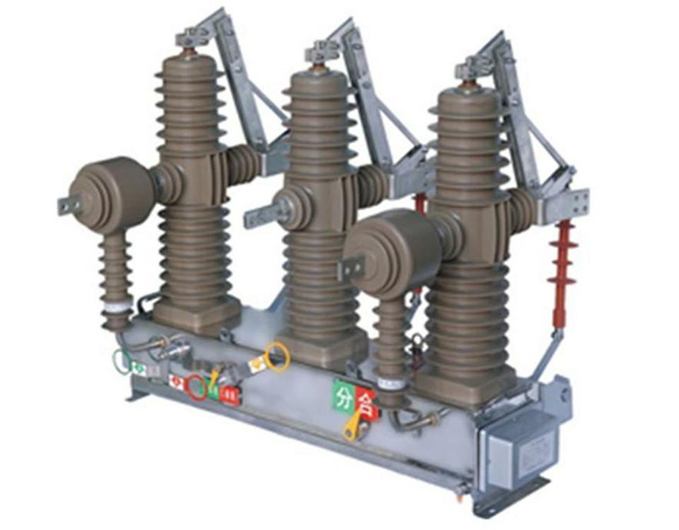 欧杰朗电力批发销售10KV高压真空断路器不锈钢外壳 带隔离