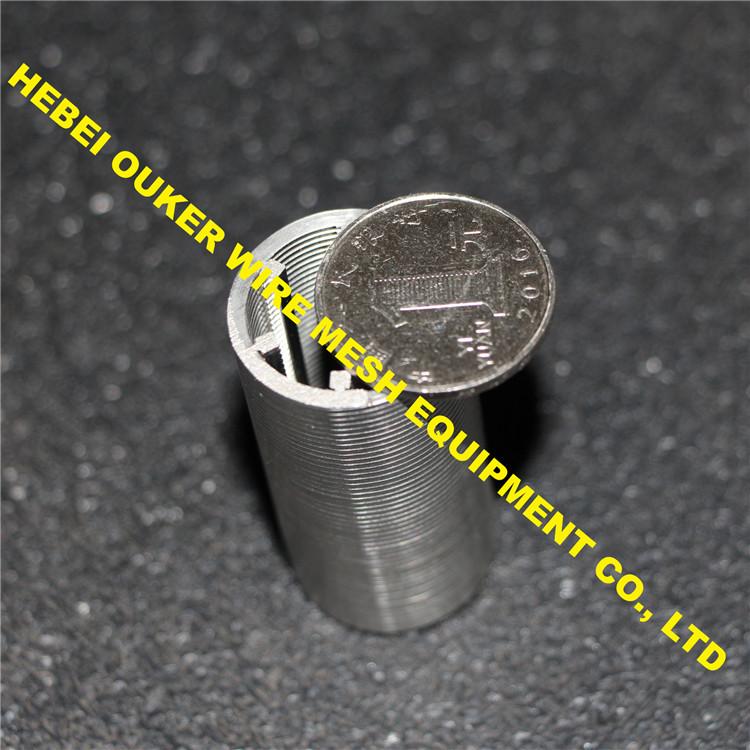 純圓繞絲篩管焊機 國內***繞絲篩管生廠商--OUKER