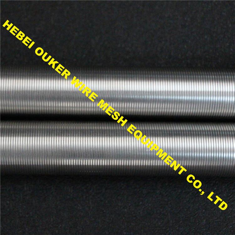 純圓繞絲篩管焊機 ***純圓繞絲篩管焊接設備 V1000