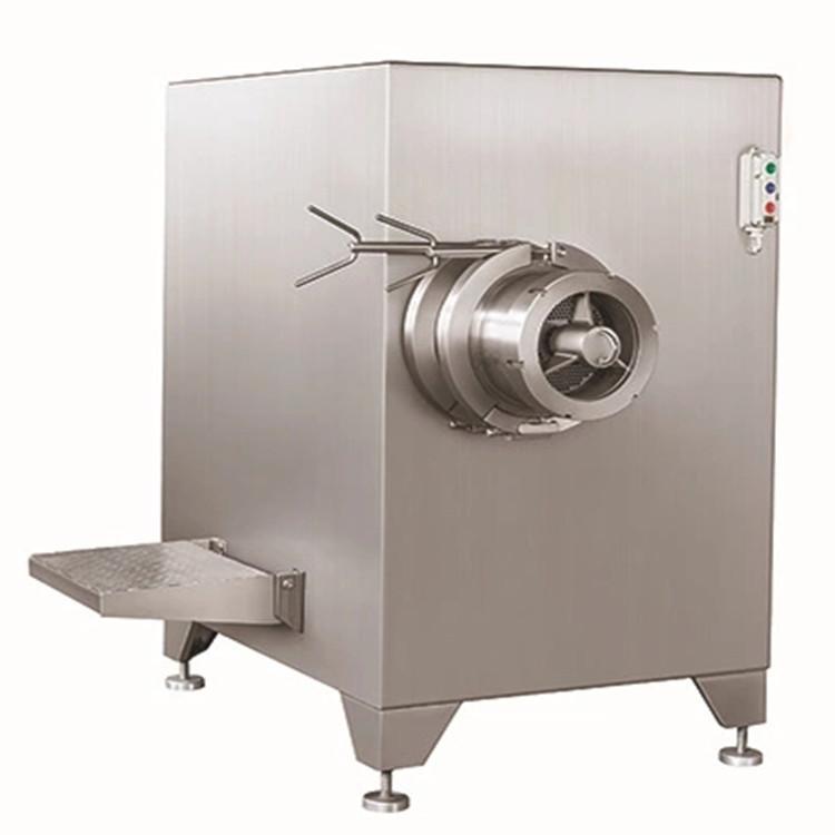 ***生产冻肉绞肉机厂家诸城新得利JR-130绞肉机