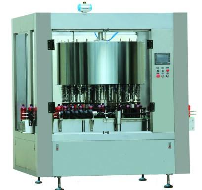 提供***24头回转式智能气动液体灌装机