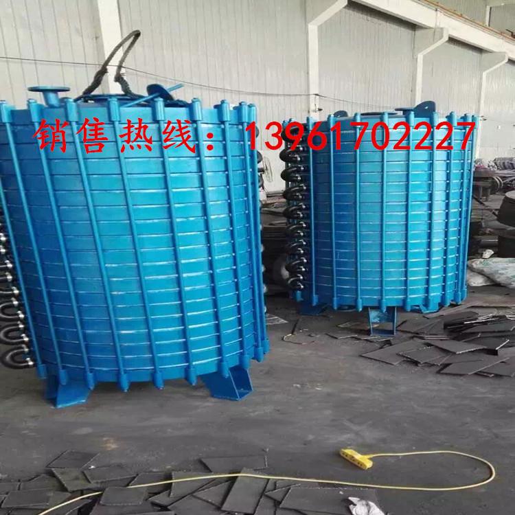 勝杰廠家***遼寧搪玻璃片式冷凝器