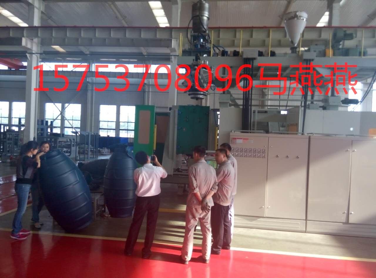 山东通佳全自动吹塑机 ***生产水马吹塑机 防撞桶设备生产线