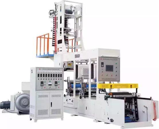 江阴市宏华机械设备有限公司生产各类ABA吹膜印刷一体机