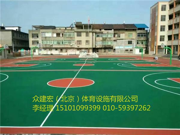 哪家公司在大同施工過籃球場???山西大同籃球場建設多少錢?