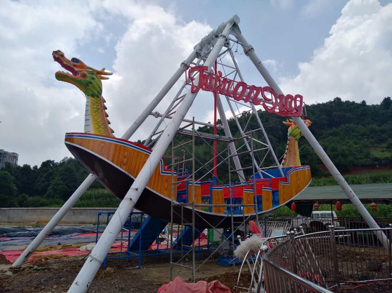 供應公園游樂設備24人海盜船廠家*** 價格實惠