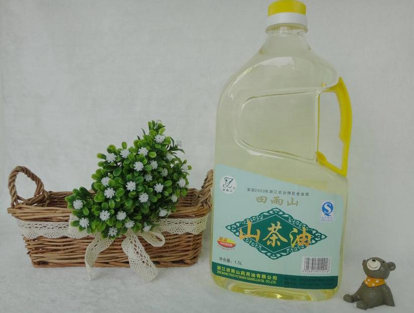 田雨山山茶油厂家***茶油批发零售3