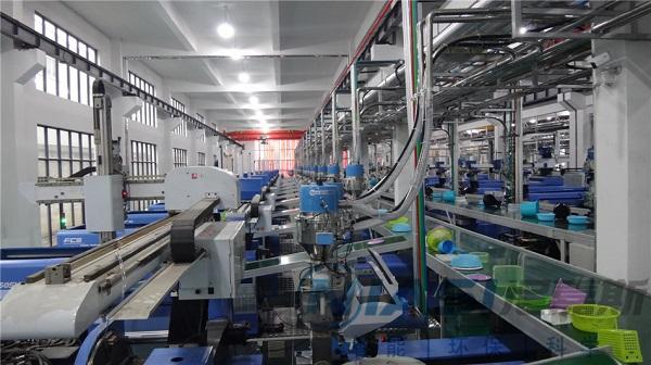 中央供料系统在生产上有什么作用?