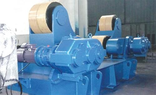 無錫市庫特機械有限公司***生產各類焊接滾輪架