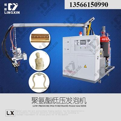 供应领新聚氨酯pu仿木装饰线条机械设备