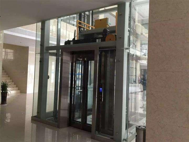 河南新輝電梯