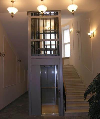 新鄉別墅家用電梯