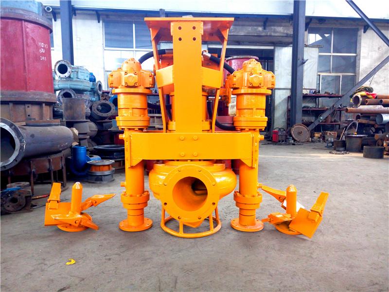 挖掘機抽沙泵-高濃度 挖機吸沙泵