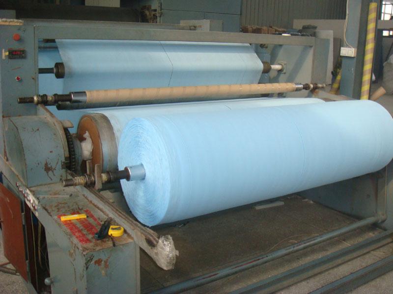 厂家定做1.7米~3.2米宽pp纺粘无纺布