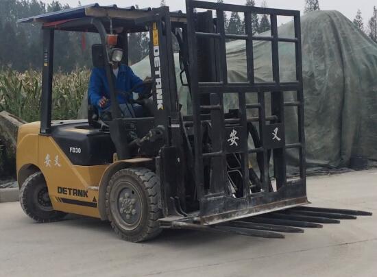 叉車推出器化肥推出器水泥推出器推包器推拉器