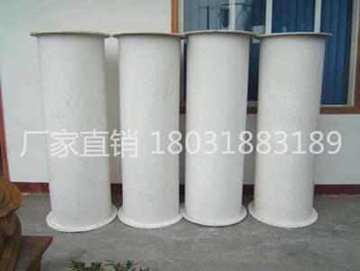 西藏玻璃钢中央空调通风管道@拉萨玻璃钢人防通风管道报价