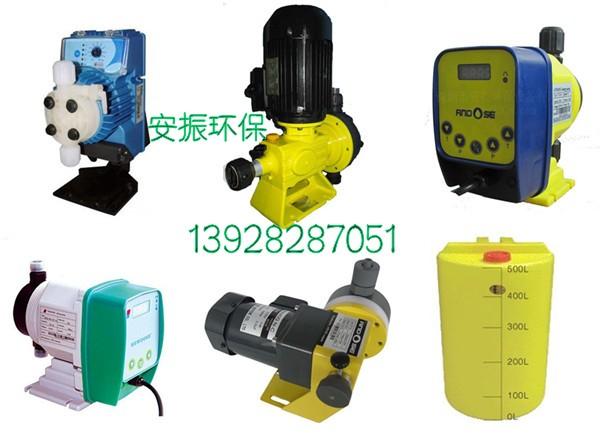 小流量計量泵電磁隔膜泵電鍍加藥泵藥劑添加泵酸霧塔自動加料裝置