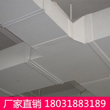 湖南玻璃钢消防排烟管道@长沙玻璃钢阻燃耐高温通风管道厂家