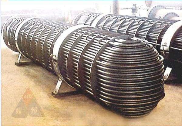 重庆厂家低价出售***二手不锈钢列管冷凝器、二手搪瓷片式冷凝器