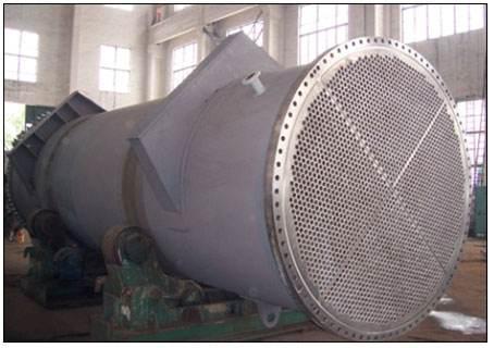 江苏低价出售***二手石墨冷凝器、钛冷凝器价位低质量好