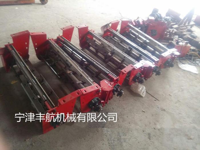 生产福田雷沃玉米联合前滚刀3H4H配套割刀总成 收割机配件