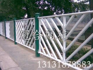 生產的熱鍍鋅的道路圍欄 廠區圍欄 別墅鋅鋼護欄