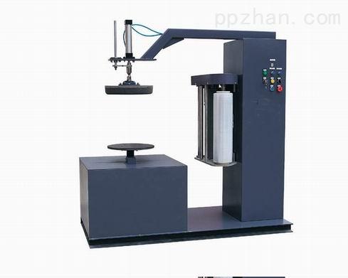 纳旭机械压顶式托盘缠绕机