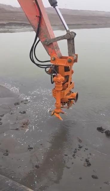 鉤機泥沙泵;鐵機泥漿泵;挖掘機污泥泵