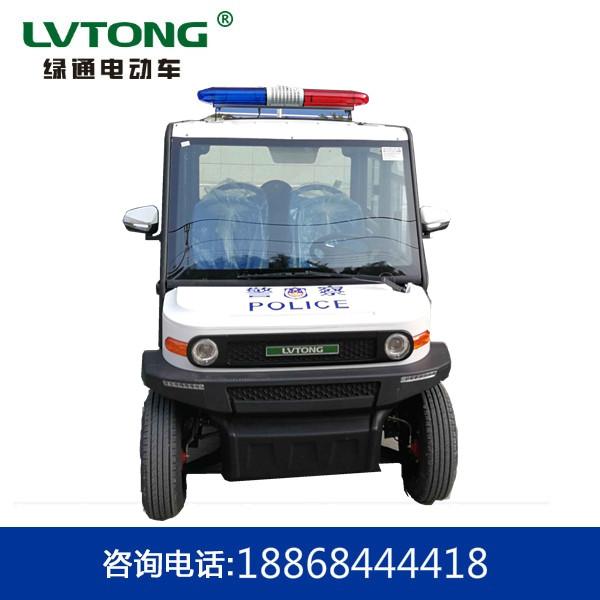 寧波綠通電動巡邏車