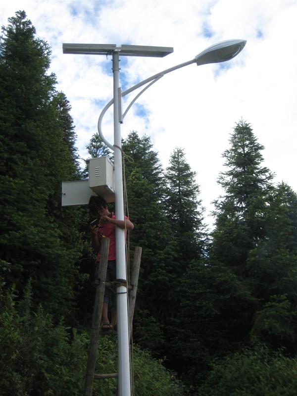 無錫風光互補路燈價格表查看