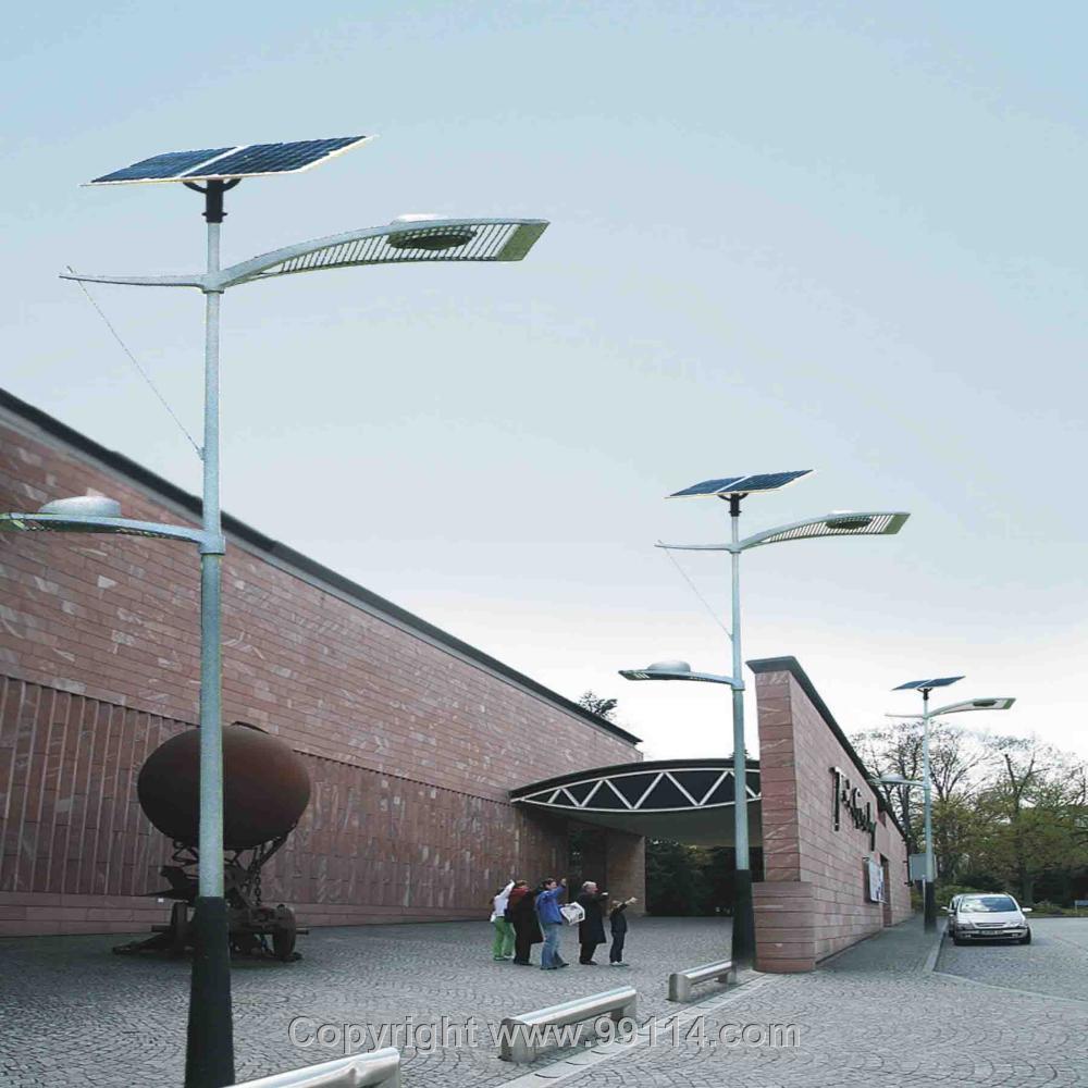自贡6米太阳能路灯/太阳能路灯安装价钱