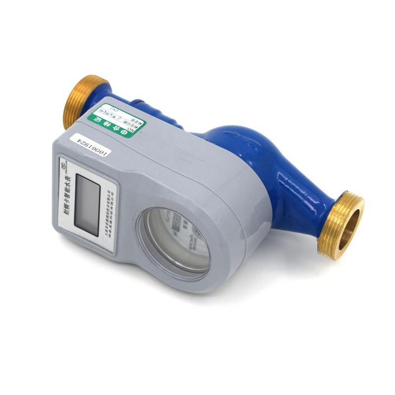云南昆明圣世援超声波智能水表实时监控