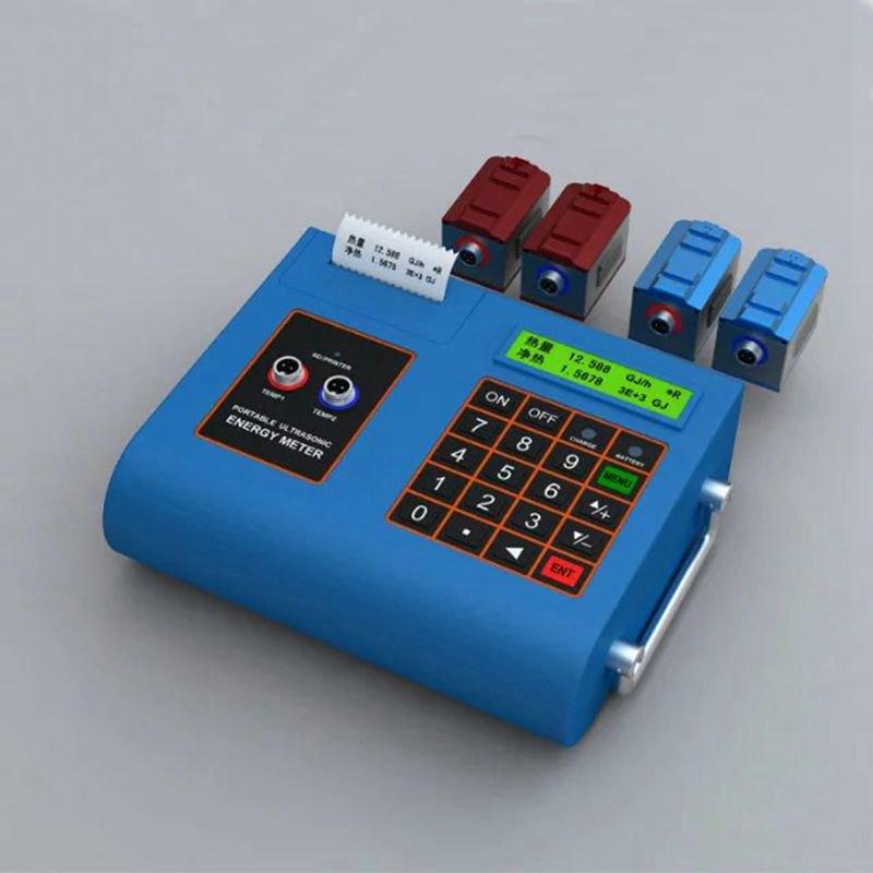 智能打印便携式超声波流量计  无线流量表圣世援厂家
