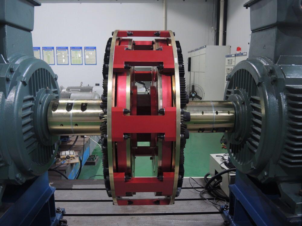 新疆塔城昊冶限矩型永磁偶合器专注生产二十年