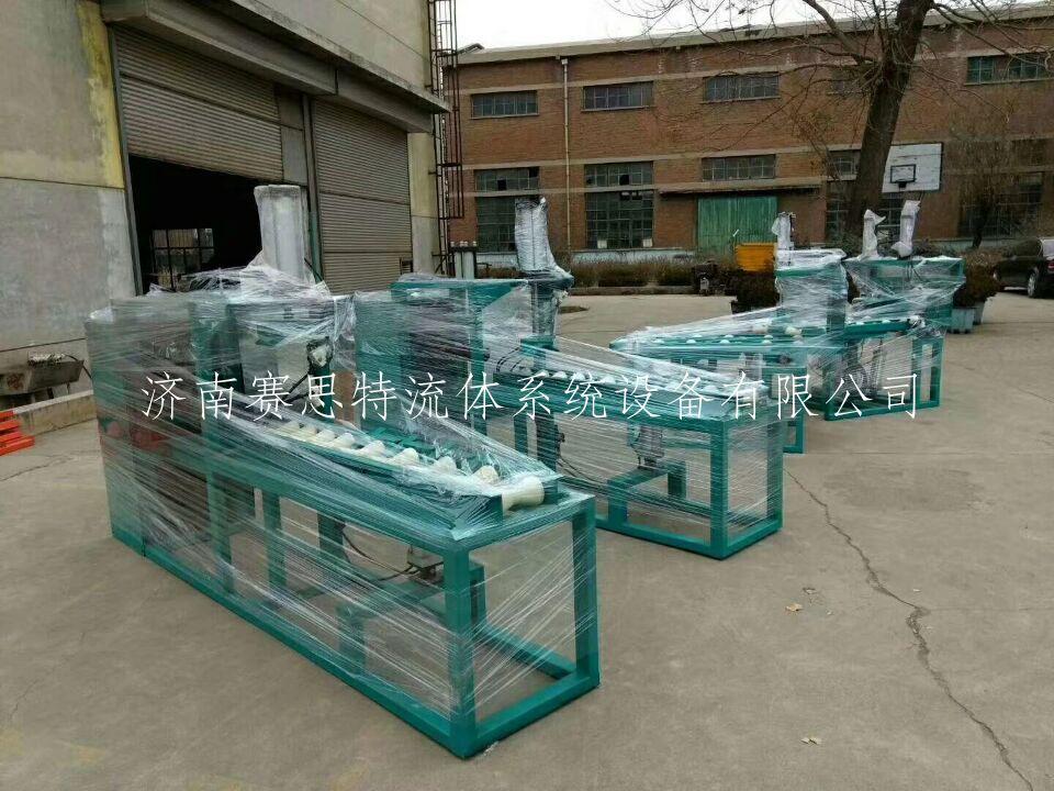 黑龍江CNG氣瓶檢測線設備 特種氣瓶檢測線設備廠家
