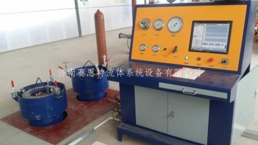 外測法水壓試驗機 氣瓶外測法水壓試驗機