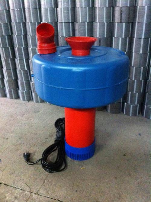 厂家***相三相3寸4寸1.5KW2.2KW鱼塘增氧泵浮水泵