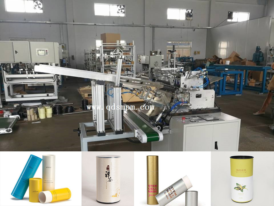 SM420-HL全自动热熔胶贴标机 纸罐贴标机 纸筒贴标机