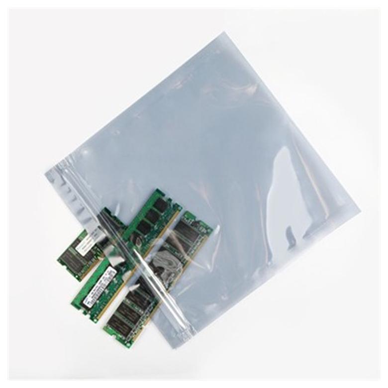 四川抗静电屏蔽封口袋自封口硬盘驱动密封袋线路板包装绝缘袋