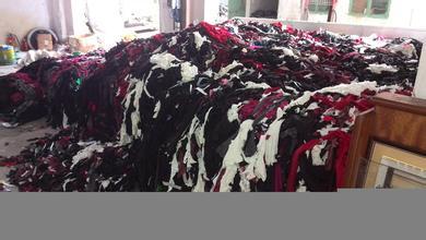 嘉定服装销毁上海虹口区日用品销毁黄浦区一个很大的销毁厂