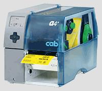 德国CAB在线打印贴标机