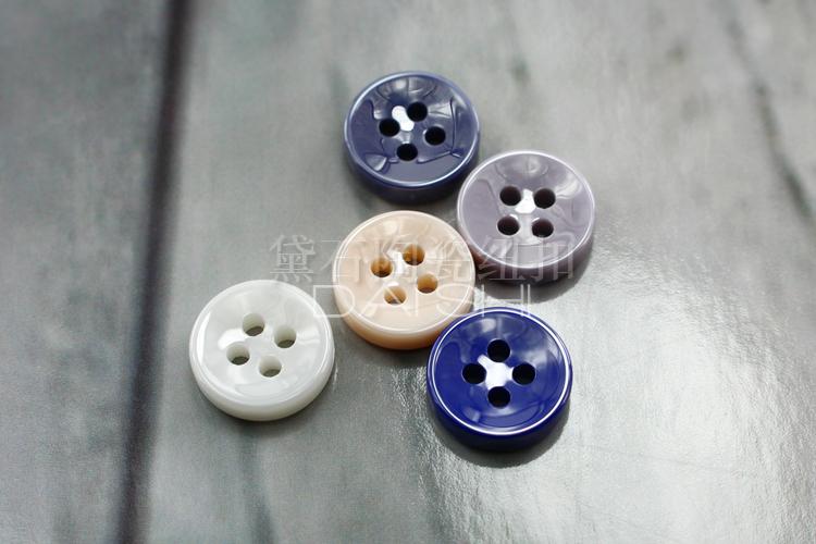 广东深圳黛石服装辅料衬衫陶瓷纽扣时装纽扣不一样的材质
