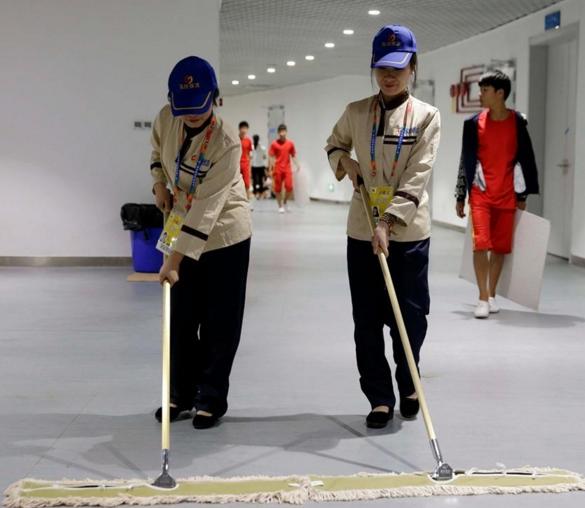广州越秀区开荒清洁、装修后顽固残留清除