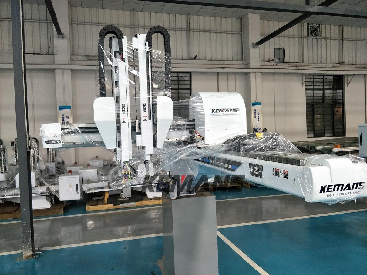 KEMANS注塑机机械手KMSB-800WD5稳定性强