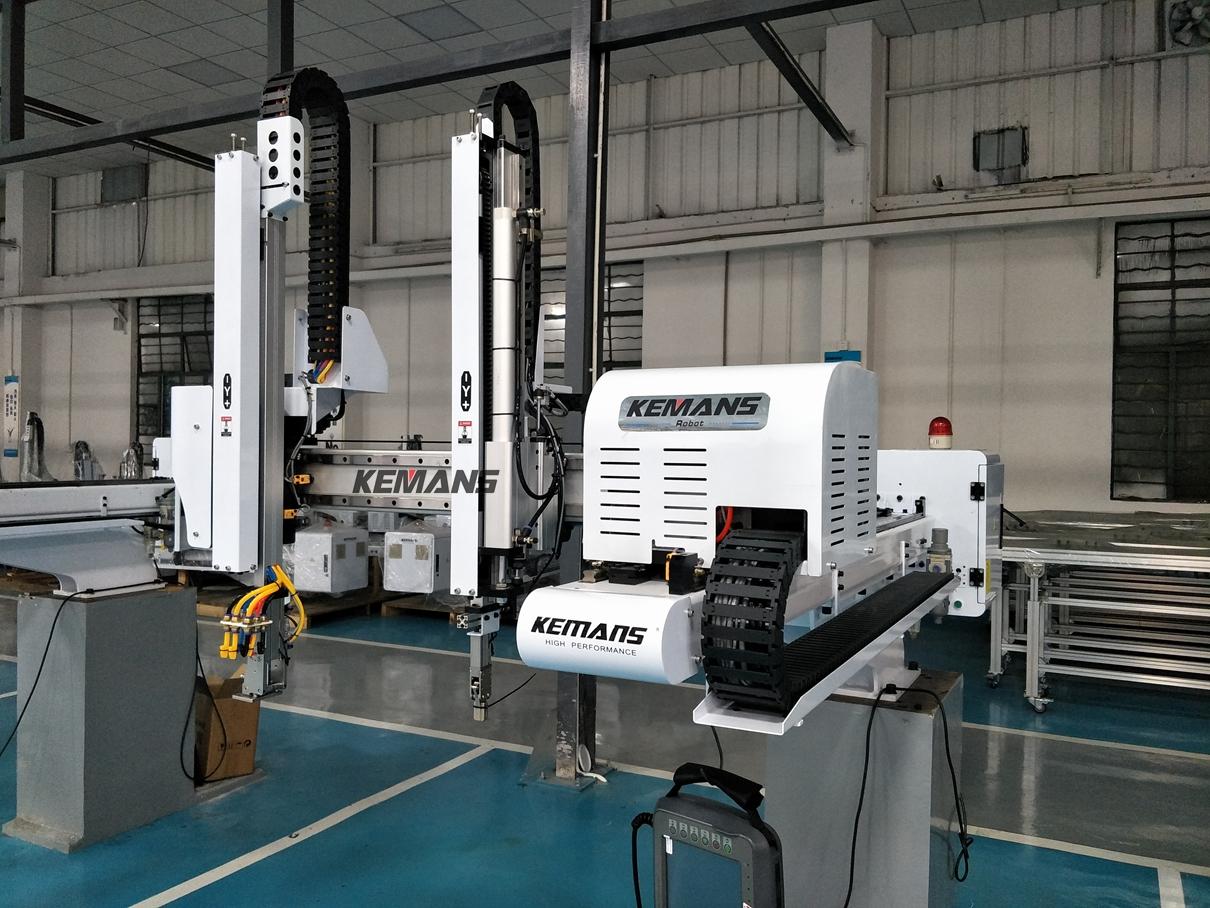 KEMANS注塑机机械手KMSA-800WD3性价比高