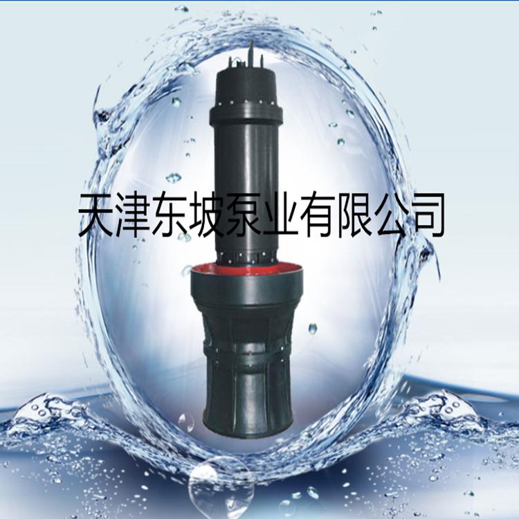 水庫排水專用軸流泵  潛水軸流泵