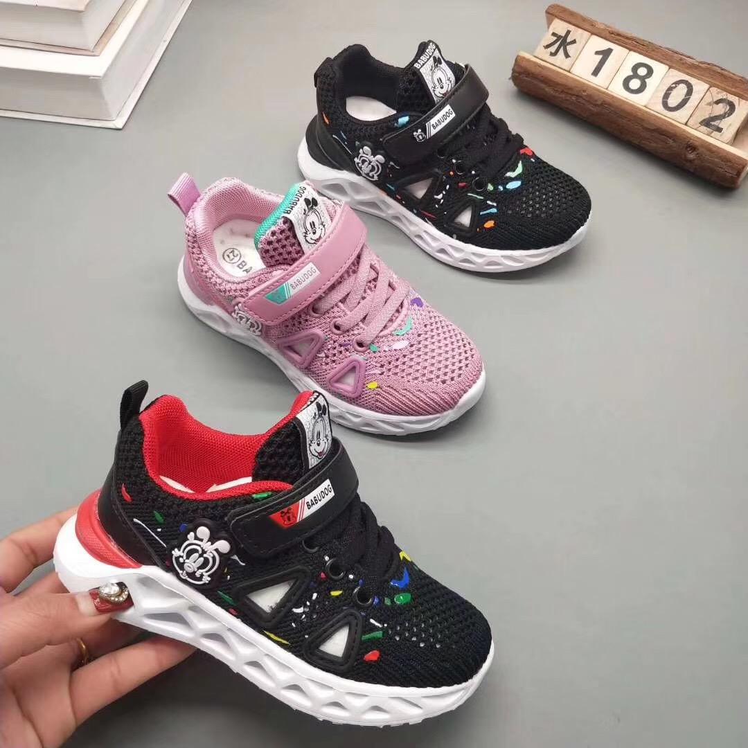 巴布豆品牌童鞋溫州童鞋貨源網店批發